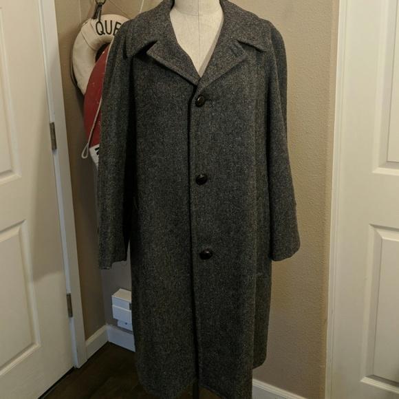 Pendleton Other - Pendleton Pure Vigin Wool Coat